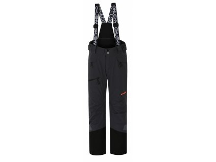 Dětské lyžařské kalhoty Gilep Kids tm. šedá