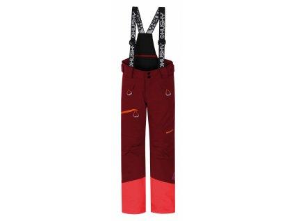 Dětské lyžařské kalhoty Gilep Kids purpurová