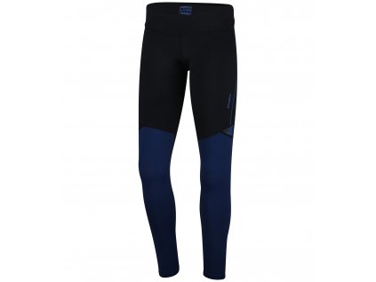 Dámské sportovní kalhoty Darby Long L tm. modrofialová