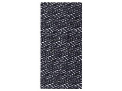 multifunkční šátek Procool black stripes