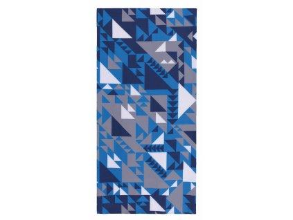 multifunkční šátek Procool blue triangle
