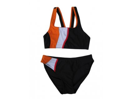 Plavky Elemar dámské dvoudílné