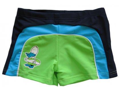 Plavky Elemar chlapecké - kačer