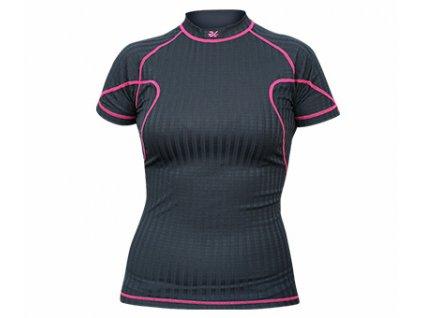 Tričko THERMO-X  dámské krátký rukáv