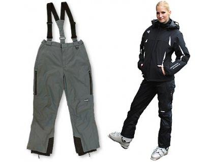 Kalhoty POWDER zateplené