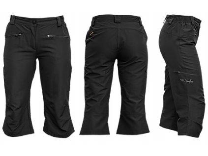 Kalhoty DYNAFLEX 3/4 dámské