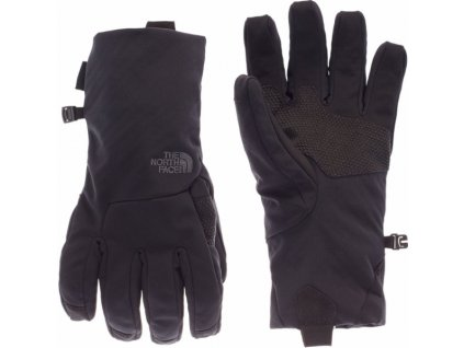 Rukavice APEX ETIP GLOVE TNF black men's