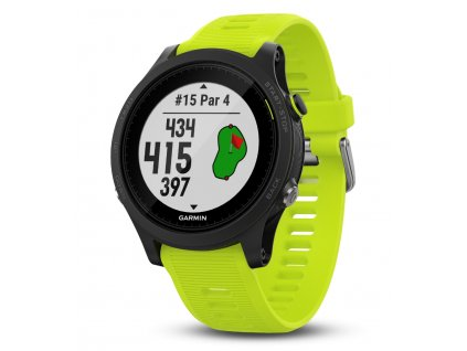 hodinky garmin fr935 golf