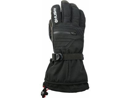 Pánské rukavice Erase černá