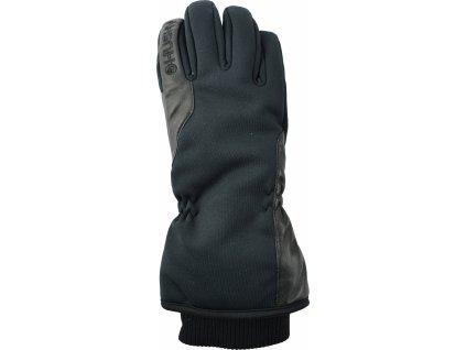 Dámské rukavice Evely černá