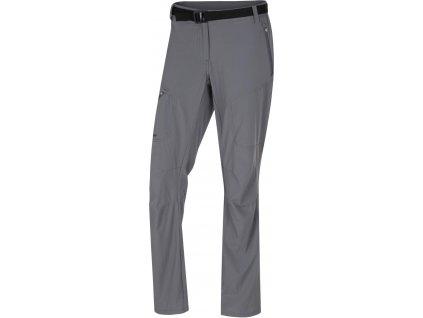 Dámské outdoor kalhoty Keasy L šedá