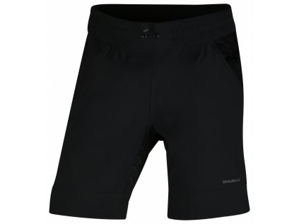 Pánské sport šortky Speedy M černá