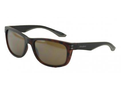 Sportovní brýle Stuny černá/hnědá
