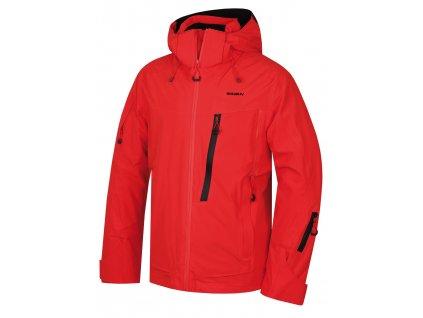Pánská lyžařská bunda Mayni M červená  Dárek v hodnotě 199,- zdarma