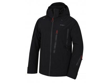Pánská lyžařská bunda Mayni M černá  Dárek v hodnotě 199,- zdarma