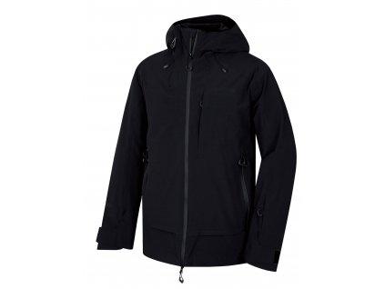 Pánská lyžařská bunda Gombi M černá  Dárek v hodnotě 199,- zdarma