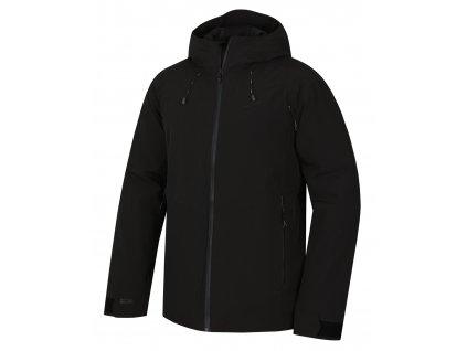 Pánská hardshell bunda Narbi M černá  Dárek v hodnotě 199,- zdarma