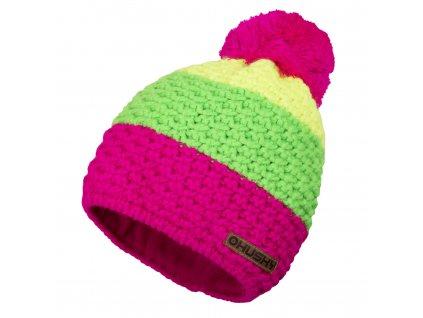 Dámská čepice Cap 13 růžová