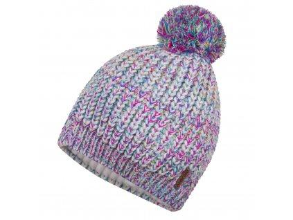 Dámská čepice Cap 16 bílomodrá