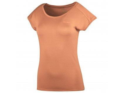 Dámské triko Tonie L lososová