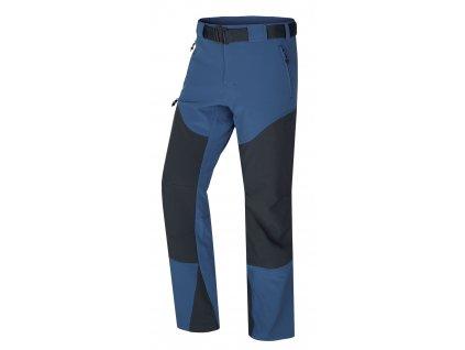 Pánské outdoor kalhoty Keiry M tm. modrá