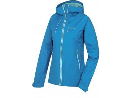 Dámská hardshellová bunda Nicker L modrá