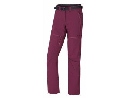 Dámské outdoor kalhoty Pilon L vínová