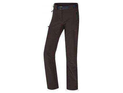 Dámské sofshellové kalhoty Keiry L grafit