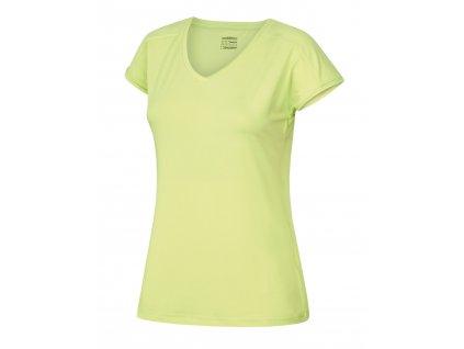 Dámské triko Tonie L sv. zelená