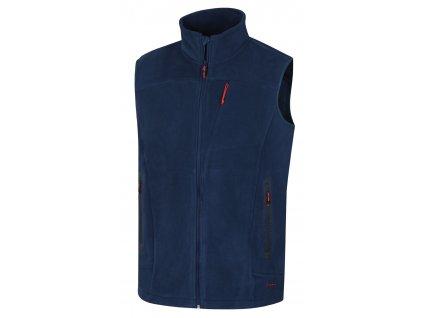 Pánská outdoor vesta Brofer M tm.modrá