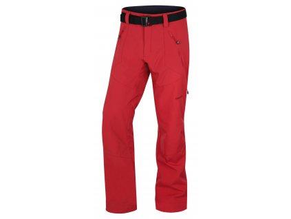Pánské outdoor kalhoty Kresi M červená