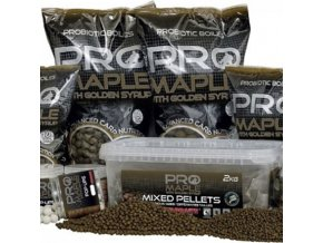 STARBAITS BOILIES Pro Maple / Javor 1KG/20mm