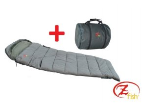 zfish spaci vak sleeping bag royal 5 season carry bag free