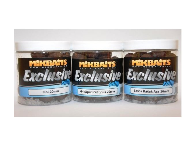 Mikbaits boilie Exclusive salty