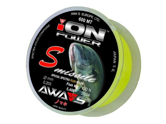 Awa-Shima Ion Power S-Missille 600 m