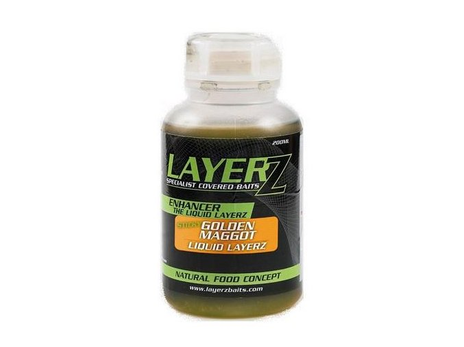 Dip STARBAITS Layerz Golden Maggot 200 ml