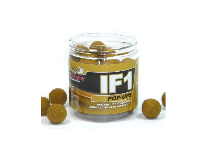 Plovoucí Boilies Starbaits IF1 - 80g