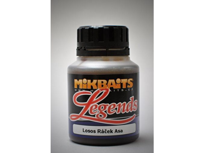 Mikbaits Legends Dip 125 ml