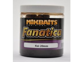 Mikbaits Fanatica boilie v dipu 250 ml - Oliheň+Black Pepper+Asa