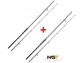 NGT Prut Dynamic Margin Stalker 9ft / 2,5lb 1+1 ZDARMA