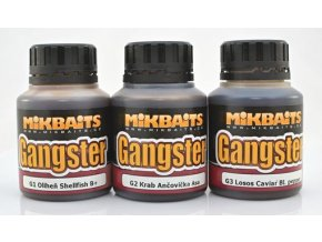 Mikbaits Gangster Dip 125 ml