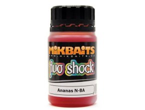 Mikbaits Fluo shock 100 ml