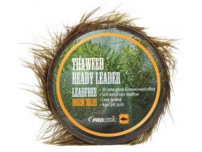 Prologic Thawed ready leader 75 cm / 40 lb - 4 ks