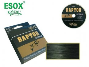 ESOX Šňůra Raptor Superbraid