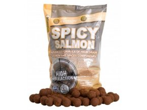 Boilies Starbaits Spicy Salmon 1 kg