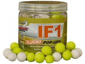 Plovoucí FLUO Boilies Starbaits IF1 - 80g
