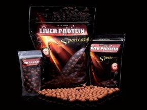SPORTCARP CHILLI FRUIT BOILIES 1KG 18MM foto 1