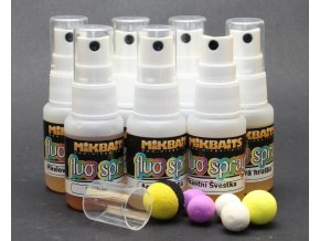 Mikbaits Fluo spray 30ml