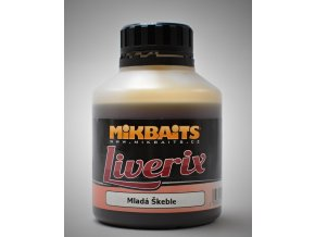 Mikbaits LiveriX Booster 250 ml