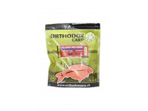 ORTHODOX CARP Method mix FLUORO RED HOT CHILLI